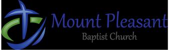 Mount Pleasant Baptist Church Logo
